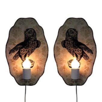wanderlust-ceramics-owl-pair-lit